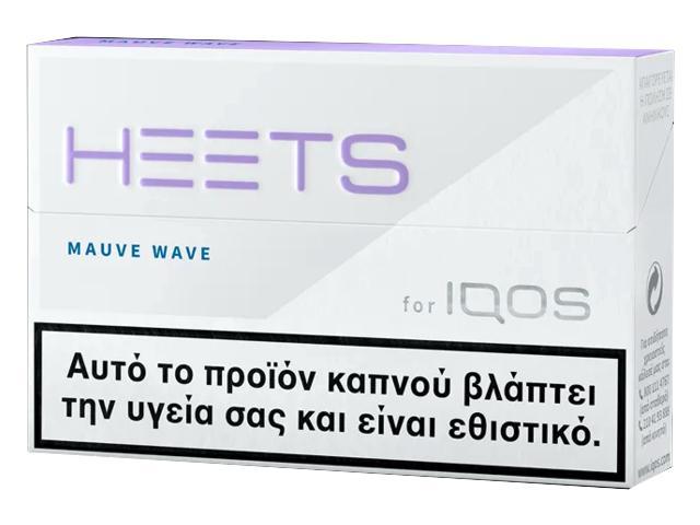 11947 - Ανταλλακτικά IQOS HEETS MAUVE WAVE (20 τεμάχια) καπνική γεύση με μέντα και φρούτα του δάσους