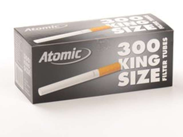 Άδεια τσιγάρα Atomic 300