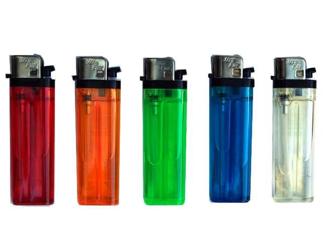 2522 - Αναπτήρας Wild Fire πλαστικός σε διάφορα χρώματα