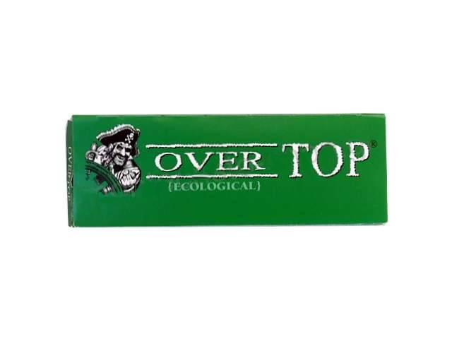 Χαρτάκια στριφτού Over Top πράσινα