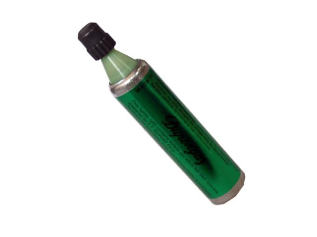 2658 - Αέριο για αναπτήρες ST DUPONT πράσινο