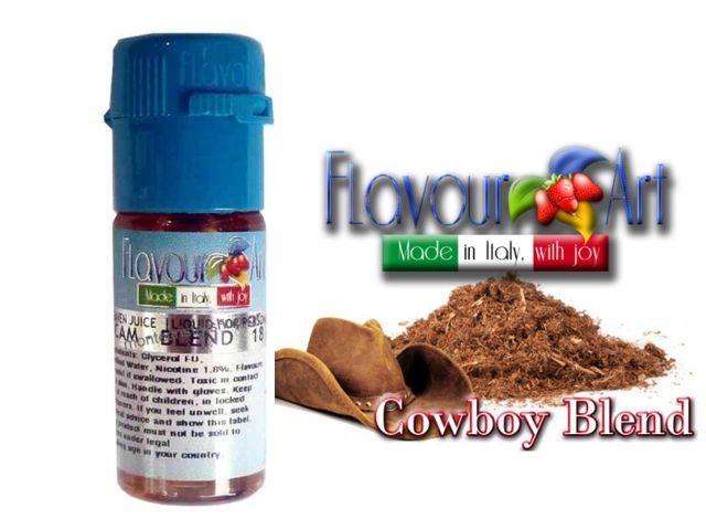 2679 - FlavourArt Cowboy Blend 10ml (καπνικό)