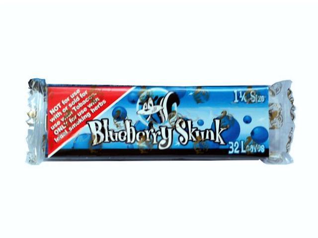 Αρωματικά χαρτάκια στριφτού Skunk Brand Blueberry Skunk 1&1/4