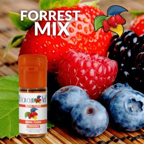 Άρωμα Flavour Art FOREST FRUIT MIX (φρούτα δάσους) 10ml