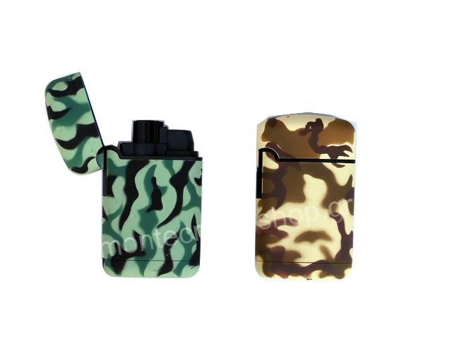 Αναπτήρας φλόγιστρο Easy Torch Camouflage αδιάβροχος