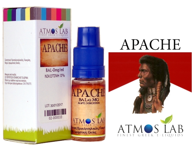 Atmos Lab APACHE (Malboro) 10ml