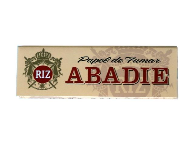 3047 - Χαρτάκια στριφτού ABADIE 1 1/4 μεσαίο
