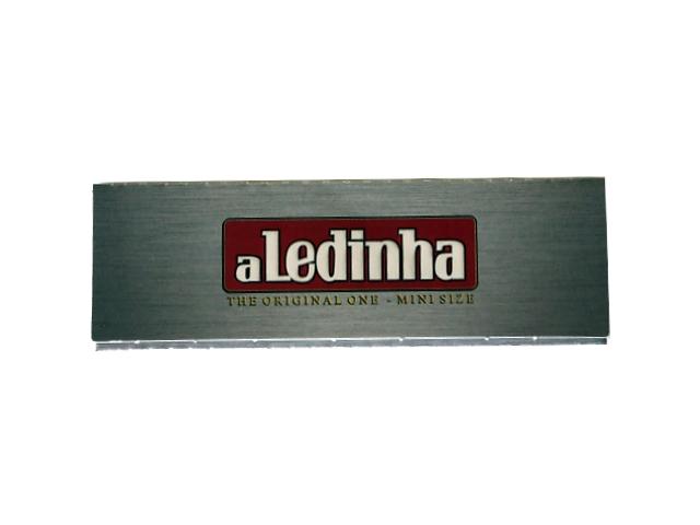 3054 - Χαρτάκια στριφτού aLedinha PRATA Mini Size 1 1/4 μεσαία