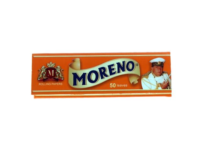 3188 - Χαρτάκια στιφτού MORENO Orange (πορτοκαλί)