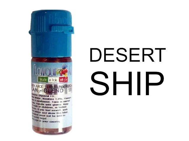 3311 - FlavourArt DESERT SHIP BLEND 10 ml (καπνικό)