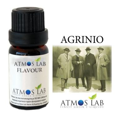 Άρωμα Atmos Lab AGRINIO FLAVOUR (καπνικό)