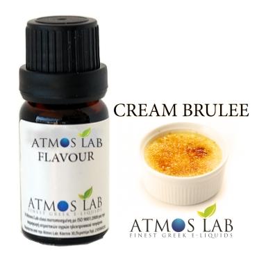 3370 - Άρωμα Atmos Lab CREAM BRULEE για ανάμειξη με βάση (κρέμα)