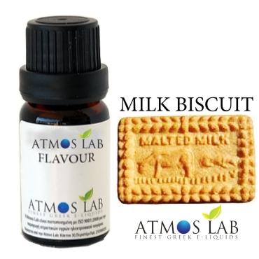 3377 - Άρωμα Atmos Lab MILK BISCUIT FLAVOUR (μπισκότο γάλακτος)