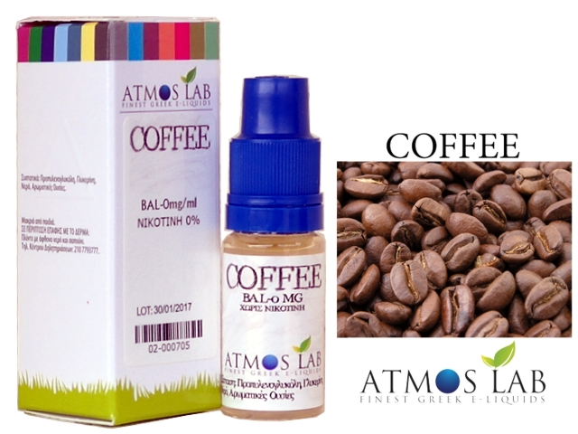 Atmos Lab COFFEE (ESPRESSO) 10ml