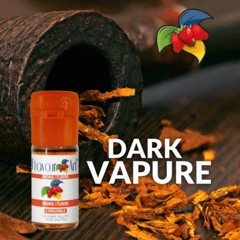 Άρωμα Flavour Art DARK VAPURE (καπνικό)10ml
