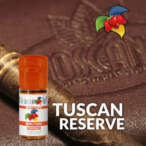 3511 - Άρωμα Flavour Art TUSCAN RESERVE ULTIMATE (ιταλικό πούρο) 10ml