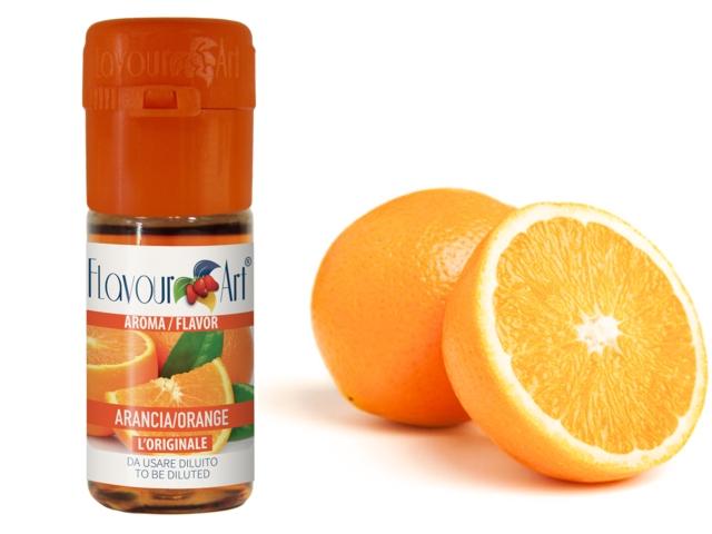 Άρωμα Flavour Art ORANGE Flavor (πορτοκάλι) 10ml