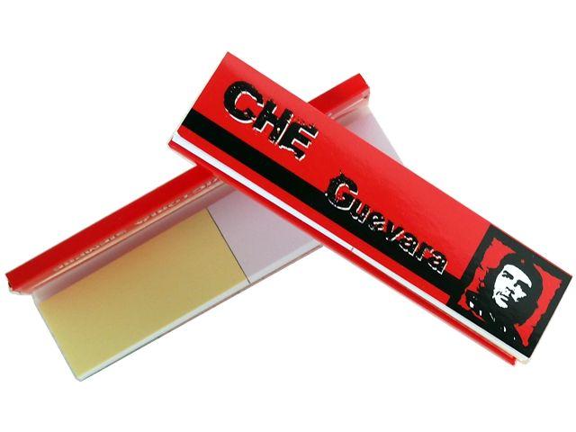 3615 - Χαρτάκια στριφτού CHE GUEVARA King Size + Tips με τζιβάνες