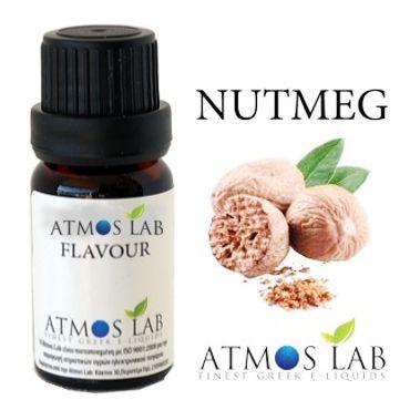 3641 - Άρωμα Atmos Lab NUTMEG FLAVOUR (μοσχοκάρυδο)
