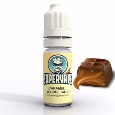3757 - Άρωμα SuperVape CARAMEL EN BARRE Flavour 10ml (μπάρα καραμέλας)