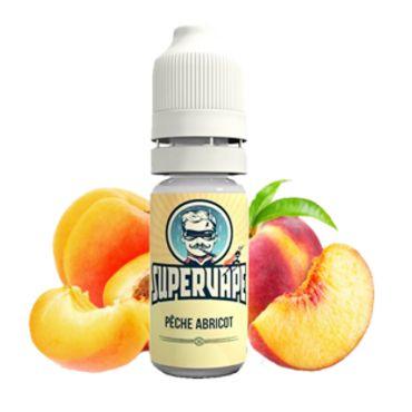 3761 - Άρωμα SuperVape PEACH APRICOT Flavour 10ml (ροδάκινο & βερίκοκο)