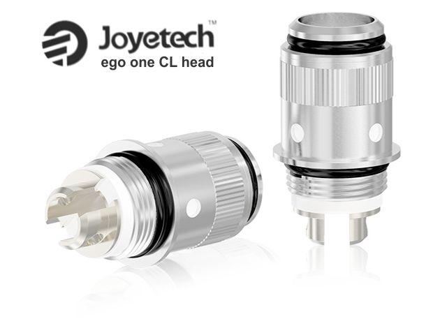 3822 - Ανταλλακτική κεφαλή Joyetech EGO ONE 1.0ohm & 0.5ohm