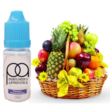 4002 - Άρωμα TUTTI FRUTTI Flavor Apprentice by Perfumers Apprentice 15ml (φρούτα)