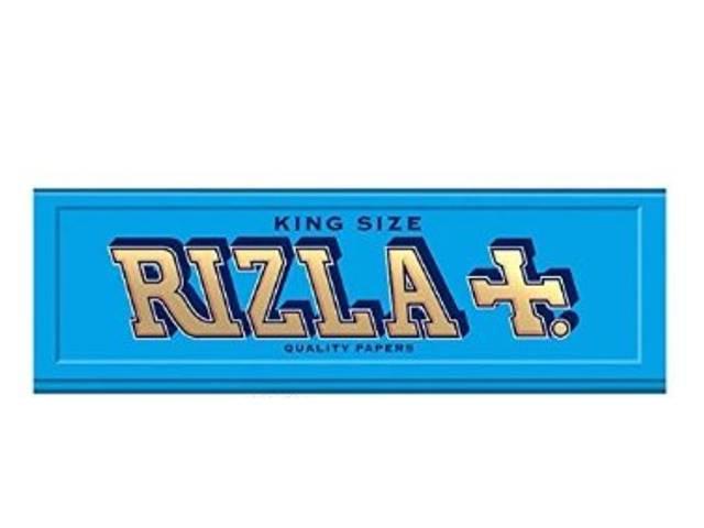 Χαρτάκια στριφτού KING SIZE RIZLA BLUE Μπλέ