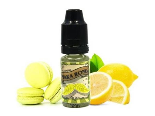 4095 - Άρωμα Vape Or Diy Maka Rond Citron 10ml (μπισκότο λεμόνι)