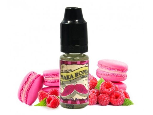 4096 - Άρωμα Vape Or Diy Makarond Framboise raspberry 10ml (μπισκότο βατόμουρο)