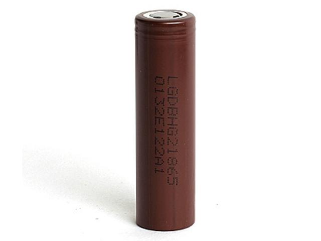 Αυθεντική 18650 LG HG2 INR 3000mA 20Α μπαταρία