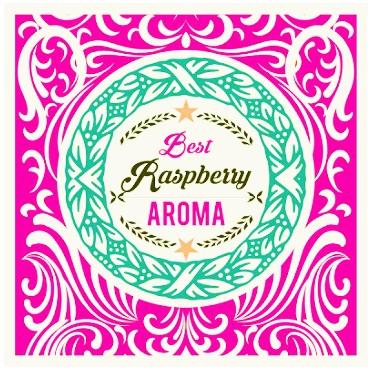 4150 - Άρωμα Pink Fury BEST RASPBERRY Flavour (βατόμουρα)) 10ml
