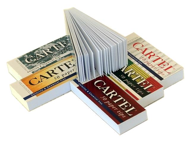 Τζιβάνες CARTEL 50 διάτρητες φαρδιές