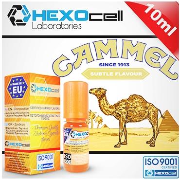 4174 - Άρωμα Hexocell CAMMTEL FLAVOUR (καπνικό) 10ml