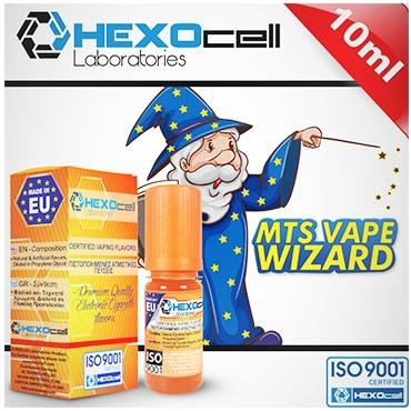 Άρωμα Hexocell MTS VAPE WIZARD FLAVOUR (ενισχυτικό γεύσης) 10ml
