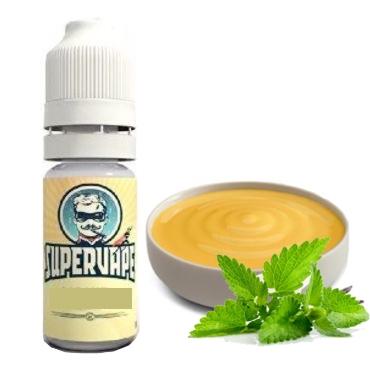 4213 - Άρωμα SuperVape MINT CUSTARD Flavour 10ml (κρέμα μέντα)
