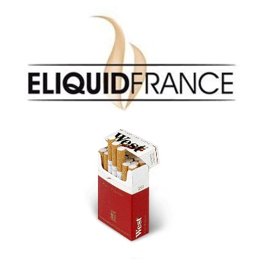Άρωμα ELIQUID FRANCE WESTBLEND (καπνικό) 10ml