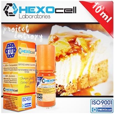 Άρωμα Hexocell PROJECT ENTROPY FLAVOUR (Καραμέλα μήλο βανίλια)10ml