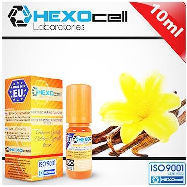 Άρωμα Hexocell VANILLA BOURBON FLAVOUR 10ml