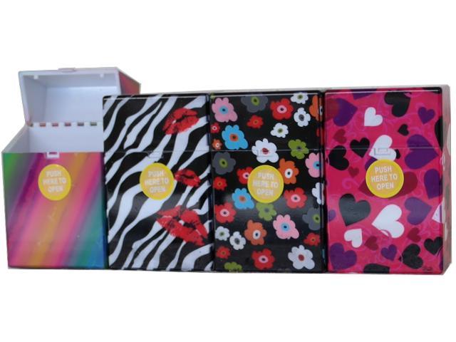 Πλαστική θήκη CLIC BOXX FOR WOMEN για πακέτο 20 τσιγάρων 380230 (ανοίγει αυτόματα)