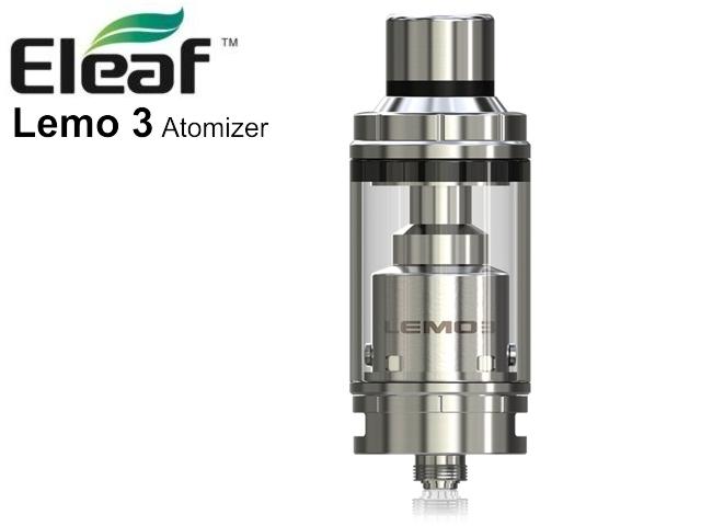 4284 - Lemo 3 Atomizer by Eleaf 4ml (επισκευάσιμος)