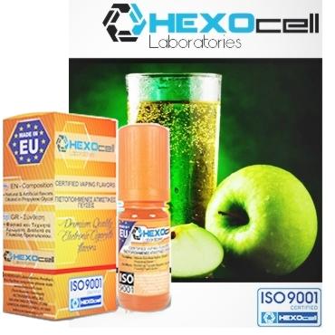 Άρωμα Hexocell APPLE SPARKLE 10ml (μήλο βύσσινο)