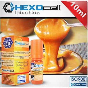 Άρωμα Hexocell ANISOTROPIC BUTTER 10ml (καραμέλα βουτύρου)