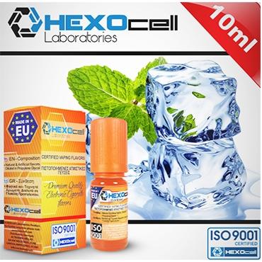 Άρωμα Hexocell POLAR MINT 10ml (δροσερή μέντα)