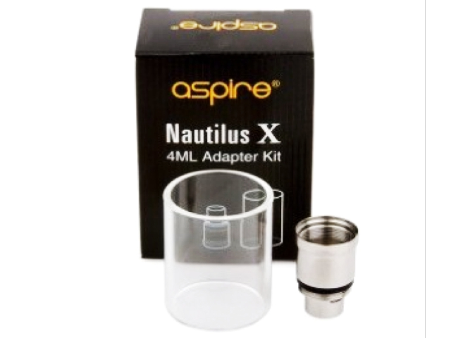 4614 - Aspire Nautilus X 4ML Adapter Kit