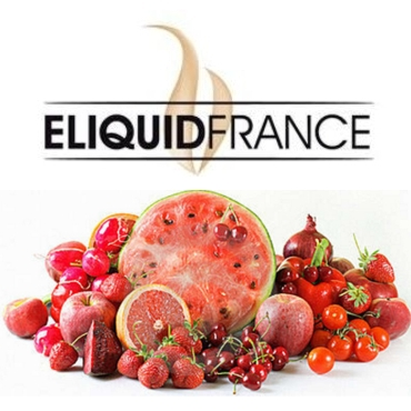 4699 - Άρωμα ELIQUID FRANCE Red Fruits 10ml (κόκκινα φρούτα)