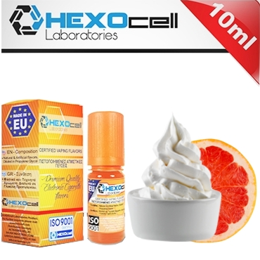 4703 - Άρωμα Hexocell BLOODLUST CREAM 10ml (κρέμα σαγκουίνι)