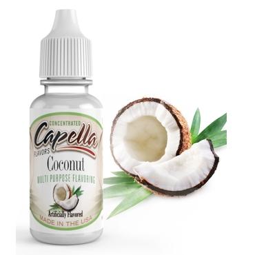 4830 - Άρωμα Capella Coconut 13ml (καρύδα)
