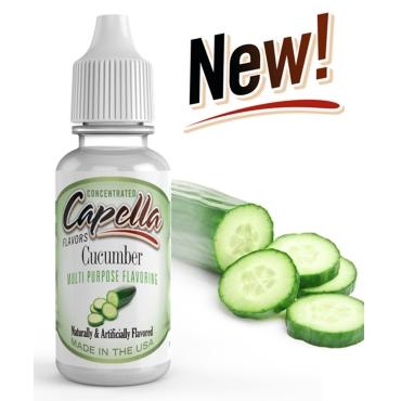 4833 - Άρωμα Capella Cucumber 13ml (αγγούρι)