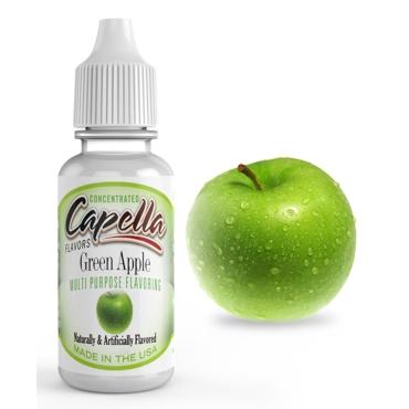 4843 - Άρωμα Capella Green Apple 13ml (πράσινο μήλο)